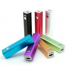 Power Bank de Metal 2600 mAh