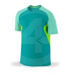 Camiseta Dry Fit em Poliéster (3 cores)